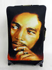 BOB MARLEY DESIGN SUITCASE COVER EASILY IDENTIFY YOUR CASE ON THE CAROUSEL