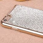 Shockproof Luxury Slim Diamond Bling Crystal Hard Case Cover Fr iPhone 6s 7 Plus