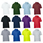 Girl's Sports Shirts Ringspun Cotton Contoured Welt Collars And Cuffs Size XS-XL