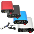 New Mini LCD Digital Power Supply Silvery,Blue,Red Color Ship From USA