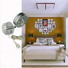 5W LED Wall Sconces Light Picture Lamp Rotatable On/Off Button+Plug Bedroom Shop