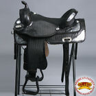 HILASON TREELESS WESTERN BARREL RACING TRAIL PLEASURE SADDLE 14 15 16 17 18