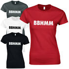 BBHMM Ladies Fitted T-Shirt - Rihanna Bitch Better Have My Money Music Video Top