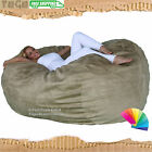 Bean Bag Chair The Classic 6 Foot  Fugu Brand Sack The difference is in the FOAM