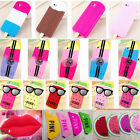 K6 3D Cartoon Silicone Back Case Cover Super Hero for iPhone & Samsung Galaxy