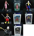 Kingdom Hearts King final fantasy Aerith Gainsborough riku sora King Mickey Mous