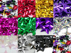 100g STAR 15mm SEQUINS EMBELLISHMENTS *11 COLOURS SEWING CARD CRAFTS TRIMMING