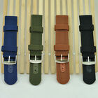 EW05 Strong INFANTRY Military Wrist Army Nylon Canvas Watch Strap Band  UK05