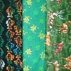 Clearance ANIMAL Fabrics,Sold Individually,Not As a Group,By The Half Yard