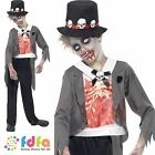 HALLOWEEN HORROR ZOMBIE SURGEON DOCTOR - 7-13+ - kids boys fancy dress costume