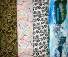 Clearance NOVELTY Fabrics #1, Sold Individually,Not As a Group,By The Half Yard