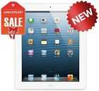 NEW Apple iPad 4th gen 16GB Retina Display Wifi Tablet (Black or White) Warranty