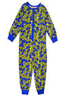 Childrens Minions Despicable Me Official All In One Sleepsuit 5-6 Years Onesie