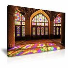 Masjed-e Naseer ol Mosque Iran Canvas Wall Picture Print ~ More Size