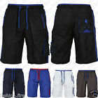 New Mens Boys Summer Soft Shell Shorts Beach Holidays Casual Swim Shorts S - XL