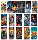 Superhero Marvel Comic Flip Case Cover for Samsung S3 S4 S5 S6 - 44