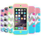 Shockproof Hard Matte Case Cover Protective For iPod Touch 5th Generation 5G 5