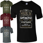 Made in 1985 T-Shirt - SP 30th Year Birthday Present Vintage Funny Gift Mens Top