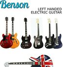 from picks to bran new Benson LP/stratz/SG electric guitar bundel package option