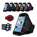 "Sports Running Cycling Mesh Armband Phone Case Cover For iPhone 6 4.7"" 5.5"""