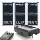New 2800mAh Battery + USB Wall Charger for Samsung Galaxy S5 i9600 G900A G900T