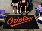 Baltimore Orioles Tailgate Area Rugs 3 Sizes