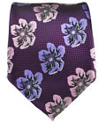 M6286-9/ Floral Men's Necktie . 4 Colors