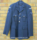 ROYAL AIR FORCE SURPLUS RAF No.1 DRESS BLUE TUNIC SUPER GRADE MENS PARADE JACKET