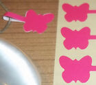 Butterfly Jewellery Display Stand Price Stickers, Tags, Labels, Dumbells,