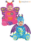 Age 6-18 Months Baby Animal Monster Fancy Dress Up Costume Kids Toddler Onesie