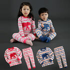 "NWT Vaenait Baby Toddler Kids Girls Boys Clothes Pyjama Set ""Color Ell"" 12M-7T"