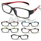 Fashion Men Women Clear Lens Soft Light Eyeglasses Frames Optical Eye Glass New