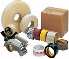 Strong Packing Tape Brown Clear Fragile Gaffa Masking Duck Box Parcel Packaging