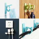 4Pcs Cable Clips Adhesive Cord Management Organizer Wire Holder Clamp TBUS