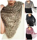 Joan Rivers Wrapped in Elegance Sequin Scarf A226807