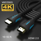 PREMIUM HDMI Cable V2.0 3D 1080P 2K 4K  16ft~50ft-HDTV LCD LED XBOX PS3 BLURAY