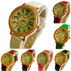C8 US New Women Ladies Fashion Watch Gold Dial Luxury Party Casual Crystal Watch