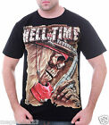 RC Survivor T-Shirt Sz M L XL 2XL 3XL Hell Skull Tattoo Biker Motorcycle C183