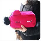 Trendy Cosmetic Makeup Bag Case Organizer Zipper Holder Handbag Travel Toiletry