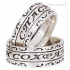 925 Sterling Silver ORTHODOX RING Save & Protection Ring Спаси и Сохрани Кольцо