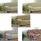 Chenille Furniture Protector 1 Seater Sofa Chair Slipcover Couch Towel,5 Styles