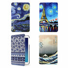 """ART STYLE THIN PU LEATHER CASE COVER FOR SAMSUNG GALAXY TAB E 9.6"""" (T560, T561)"""