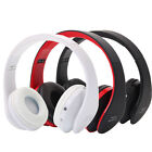 Foldable Wireless Stereo Bluetooth V3.0 Headphones w/ Mic for Smart Phone iPhone