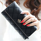 Pretty Lady Long Wallets Purse Leather Carteira Feminina for Card Clutch Bag