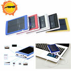 30000mAh USB Solar Mobile Power Bank Battery Charger for Samsung Galaxy Note5 S6