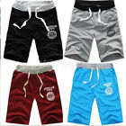 Men's Cotton Shorts Pants Gym Trousers Sport Jogging Trousers Casual HOT FKUA
