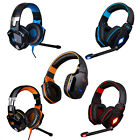 KOTION EACH Super Bass Headphone Stereo Gaming Headsets with Microphone for Game