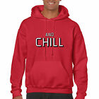 grabmybits - Netflix and Chill Adult Hoodie - Funny, Gift, Birthday, Xmas