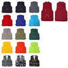 bom mens fishing vest camoufla printhunting working hiking 16 color US S,M,L,XL
