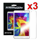3x Clear Screen Protector Guard for Samsung Galaxy Tab 4 10.1 / 8.0 / 7.0 Tablet